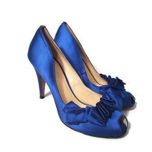 Kate spade satin shoes